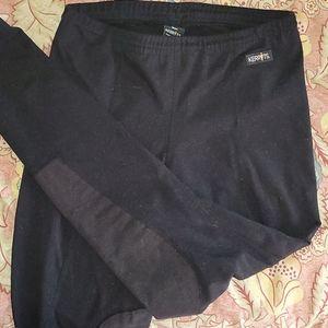 Kerrits womens black riding tights/breeches